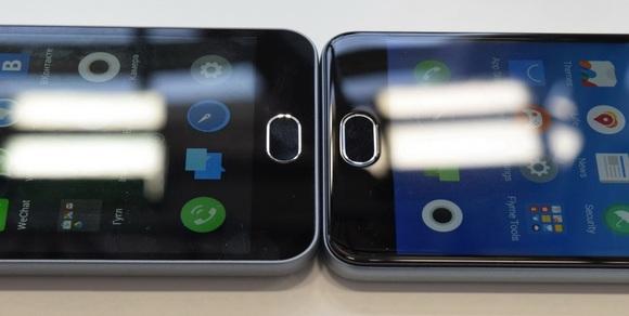 Meizu M2 mini и Meizu M3-Экран