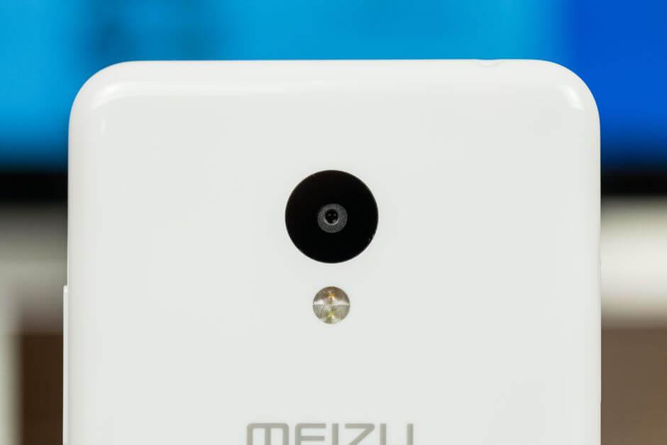 Meizu M3-Основная камера