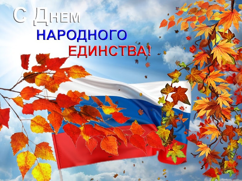 Интернет-магазин Сигнал поздравляет Вас с приближающимся Днем народного единства!