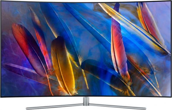 Телевизор SAMSUNG 55Q7CAM