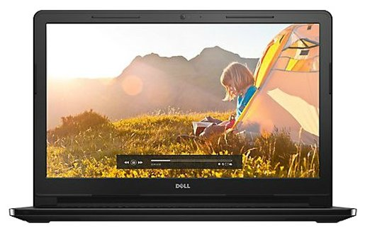 "DELL Inspiron 3552 15.6"" HD/Pen N3710 Black (3552-0569)"
