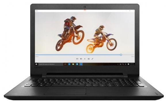 """LENOVO 110-15IBR 15.6"""" HD/Pen N3710 Black (80T7003VRK)"""
