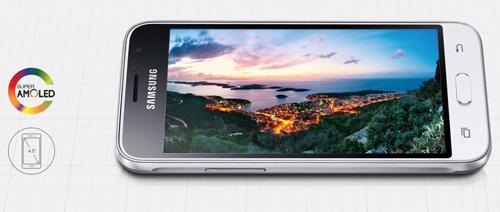 Обзор Samsung J120 Galaxy J1 2016