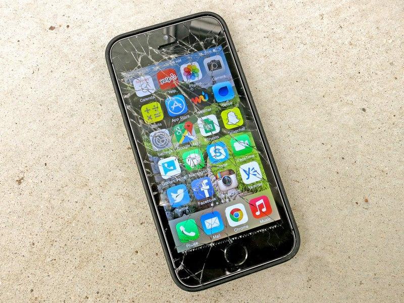 Созданы самовосстанавливающиеся стекла для смартфонов