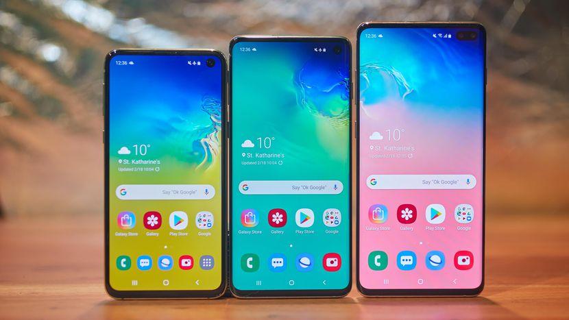 Обзор смартфона Samsung G970 Galaxy S10e