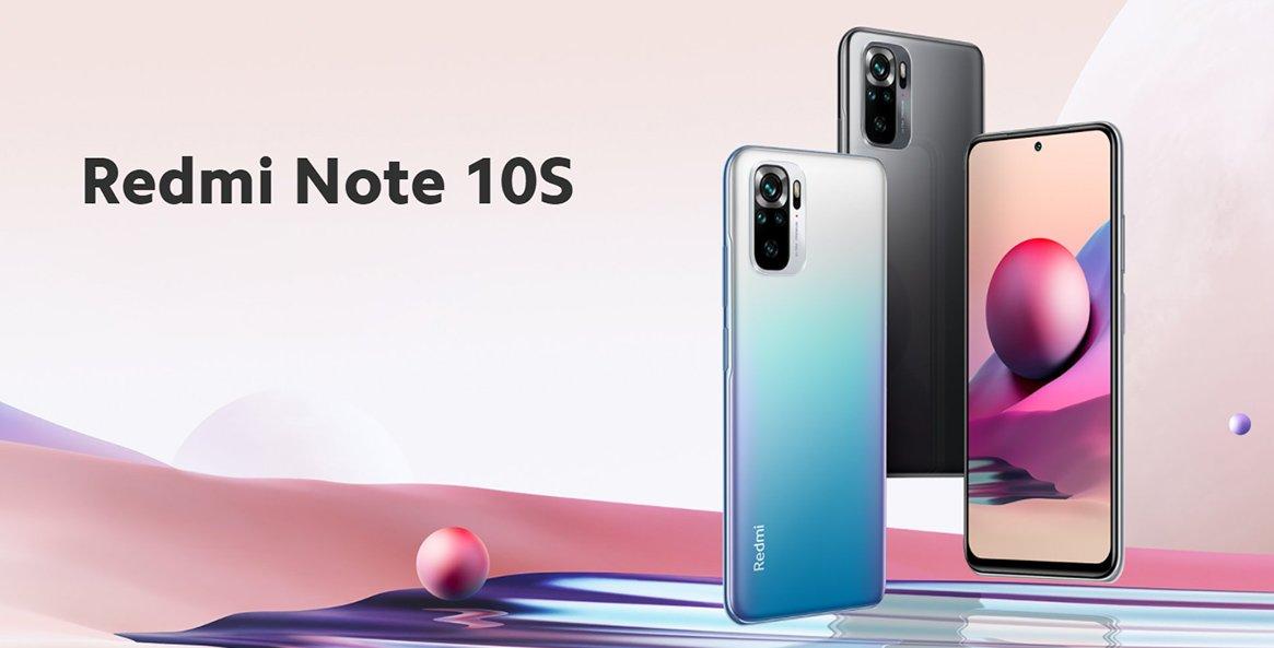 Xiaomi Note 10S  - новый хит!