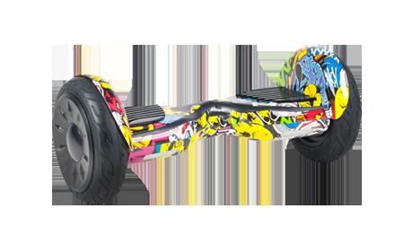 Гироскутер Smart Balance Turbo Premium с колонками и приложением Hip-Hop