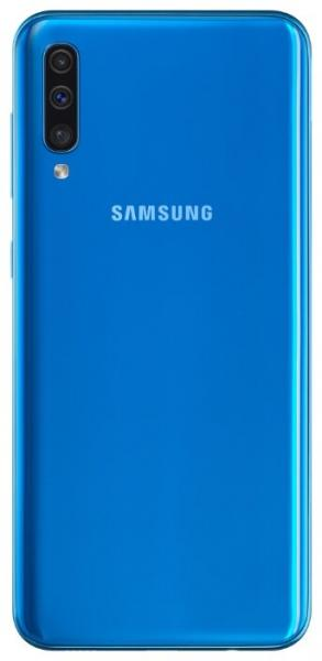 Смартфон Samsung A505 Galaxy A50 4/64Gb Blue