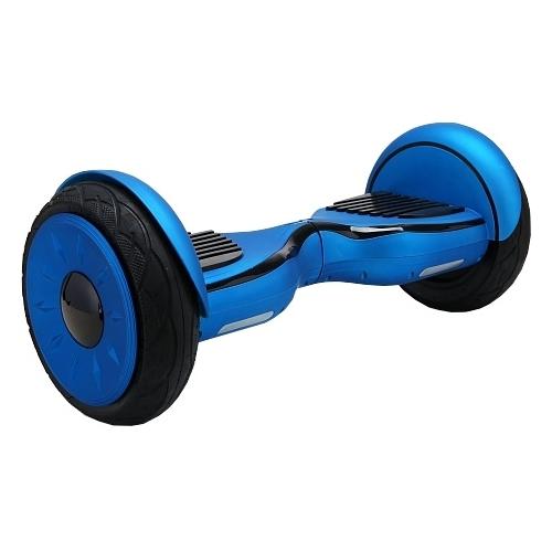 Гироскутер Smart Balance Wheel SUV 10.5 Premium с колонками + самобалансир синий матовый