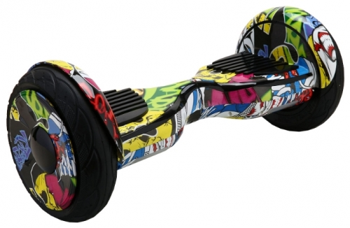 Гироскутер Smart Balance Wheel SUV 10.5 Premium с колонками + самобалансир пират