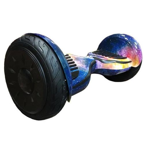 Гироскутер Smart Balance Wheel SUV 10.5 Premium с колонками + самобалансир космос (галактика)