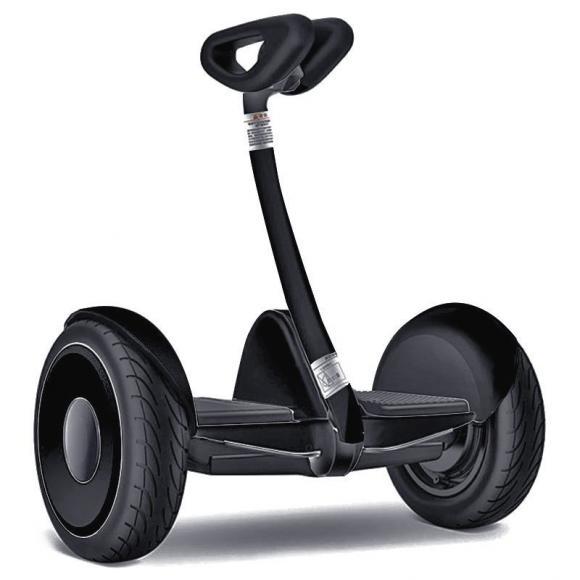Гироскутер мини-сигвей NineBot replika (mini robot) черный