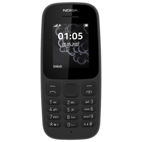 Мобильный телефон Nokia 105 DS (2017) Blue