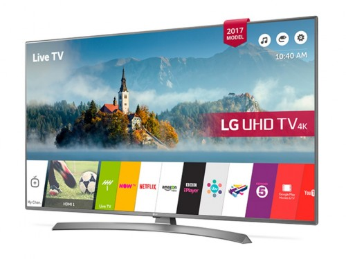 "Телевизор LG 49"" 49UJ670V"