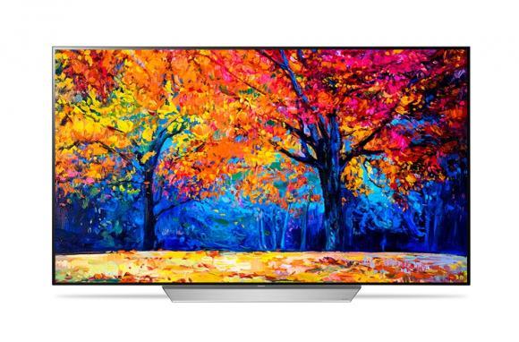 Телевизор LG 55C7V