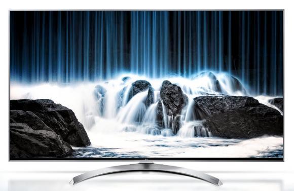Телевизор LG 55SJ930V