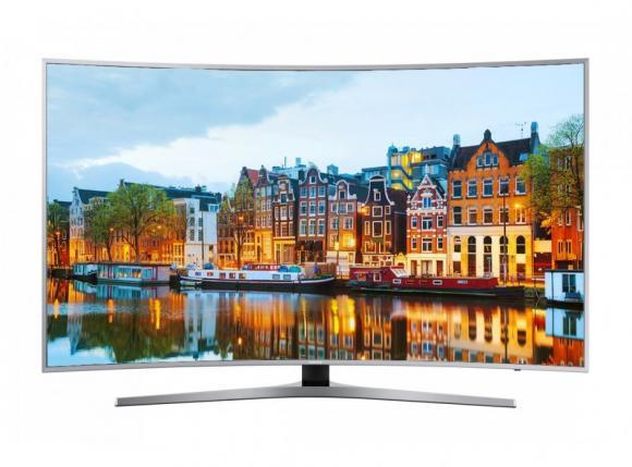 Телевизор SAMSUNG 55MU6500