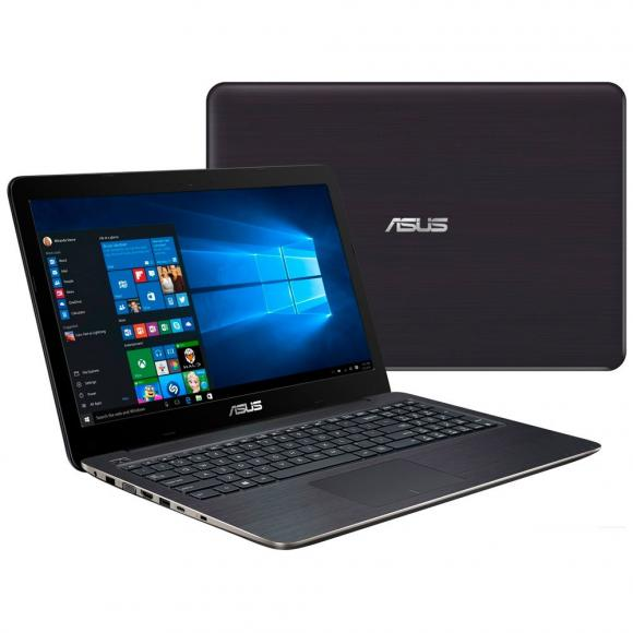 "ASUS K556UQ 15.6"" Brown (K556UQ-XO431T)"