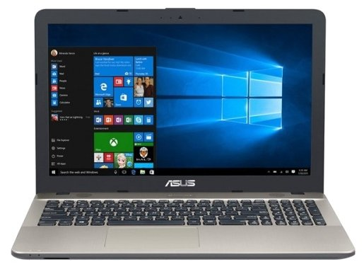 "ASUS A541UV 15.6"" HD/i7-6500U Black (A541UV-XO268T)"