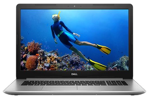 "DELL Inspiron 5770 17.3"" HD+/Pen 4415U Silver (5770-0016)"