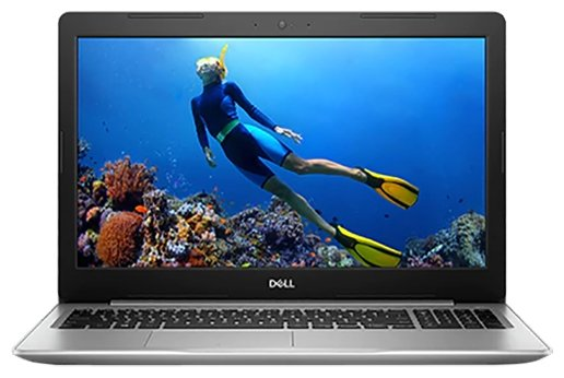 DELL Inspiron 5570 15.6'' FHD/i5-8250U Black (5570-5365)