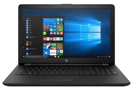 """HP 15-bs509ur 15.6"""" FHD/Pen N3710 Black (2FQ64EA)"""