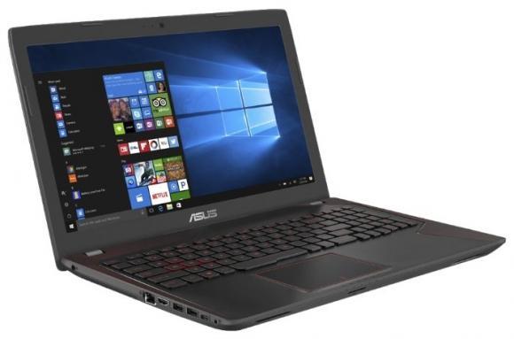 "Ноутбук ASUS ROG FX553VE 15,6"""