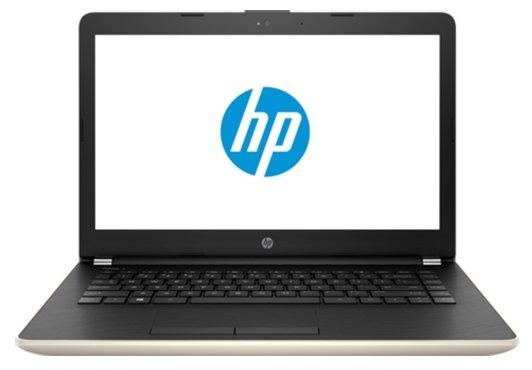 Ноутбук HP 14-bs010ur Silver