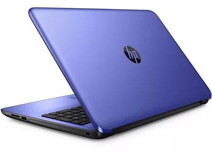 Ноутбук HP 15-ay549ur Blue