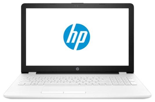 Ноутбук HP 15-bs624ur White