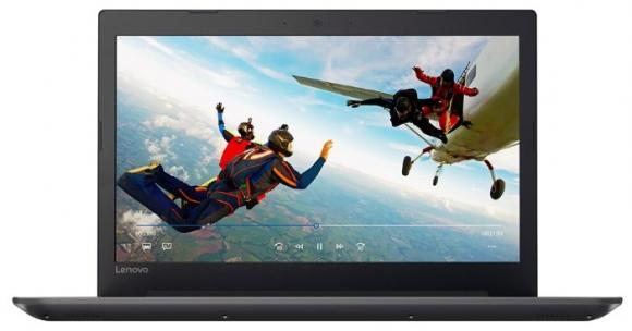 Ноутбук Lenovo IdeaPad 320-15ISK Black