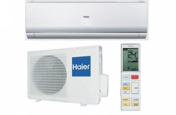Кондиционер Haier LIGHTERA AS09NS4ERA-W/1U09BS3ERA DC Inverter Super Match