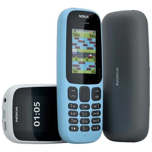Мобильный телефон Nokia 105 DS (2017) White