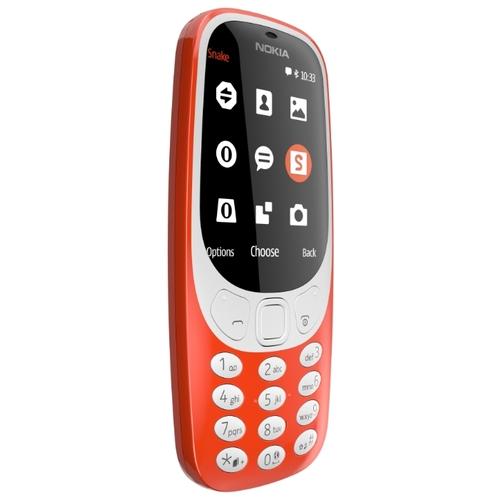 Мобильный телефон Nokia 3310 DS (2017) Dark Blue