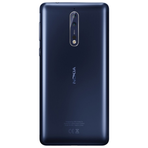 Смартфон Nokia 8 DS Polished Blue