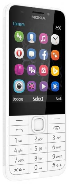 Мобильный телефон Nokia 230 Dark Silver