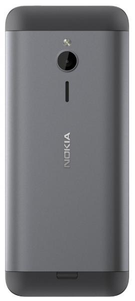 Мобильный телефон Nokia 230 White Silver