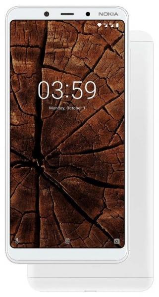 Смартфон Nokia 3.1 DS Plus Baltic