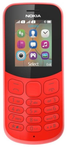 Смартфон Nokia 3310 DS (2017) Red
