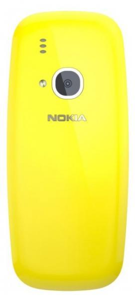 Смартфон Nokia 3310 DS (2017) Yellow
