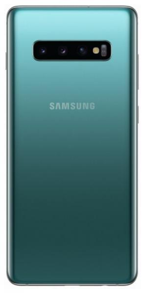 Смартфон Samsung Galaxy S10+ G975 8/128Gb Оникс