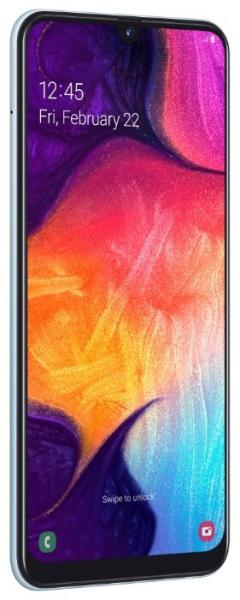 Смартфон Samsung A505 Galaxy A50 4/64Gb Black