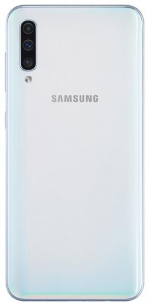 Смартфон Samsung A505 Galaxy A50 6/128Gb White
