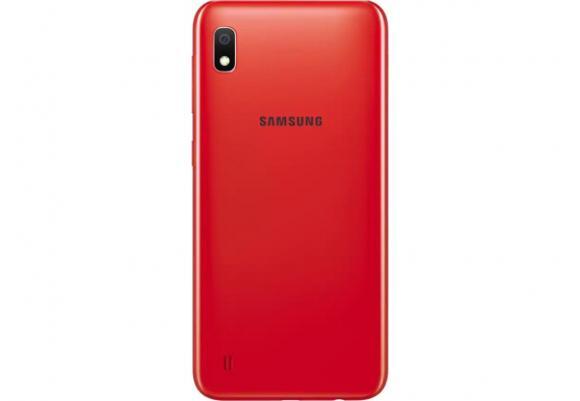 Смартфон Samsung Galaxy A10 2019 A105F 2/32Gb красный