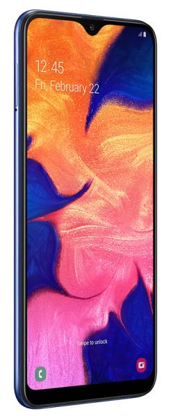 Смартфон Samsung Galaxy A10 2019 A105F 2/32Gb синий