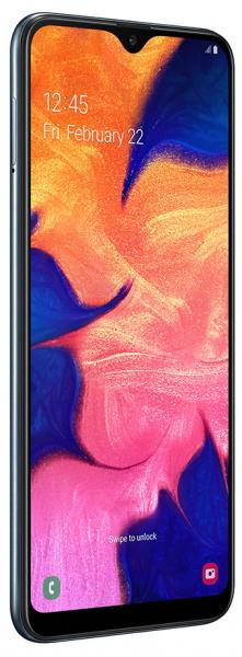 Смартфон Samsung Galaxy A10 2019 A105F 2/32Gb чёрный
