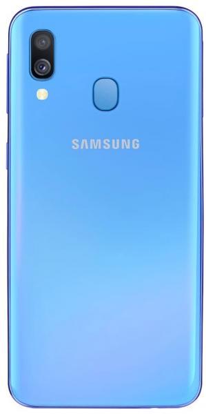 Смартфон Samsung Galaxy A40 2019 A405F 4/64Gb синий
