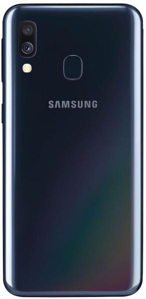 Смартфон Samsung Galaxy A40 2019 A405F 4/64Gb чёрный