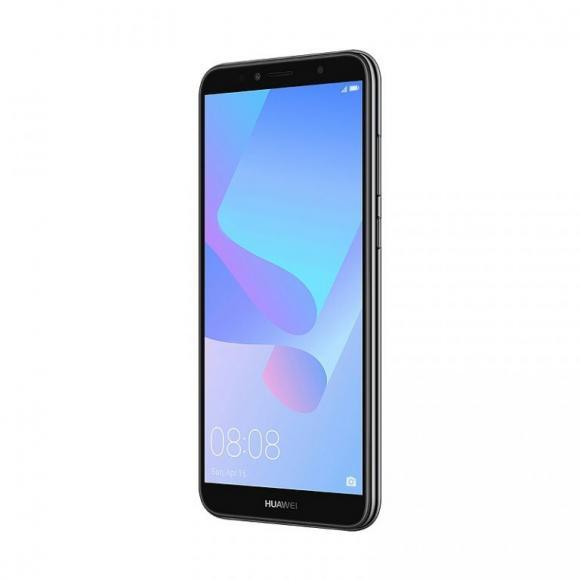 Смартфон Huawei Y6 Prime (2018) 16Gb черный