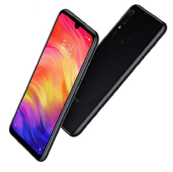 Смартфон Xiaomi Redmi Note 7 4Gb/64Gb Space Black